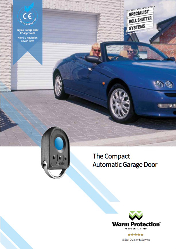 The Compact Automatic Garage Door Brochure