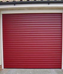 Image Of A Garage Door Repair We Completed