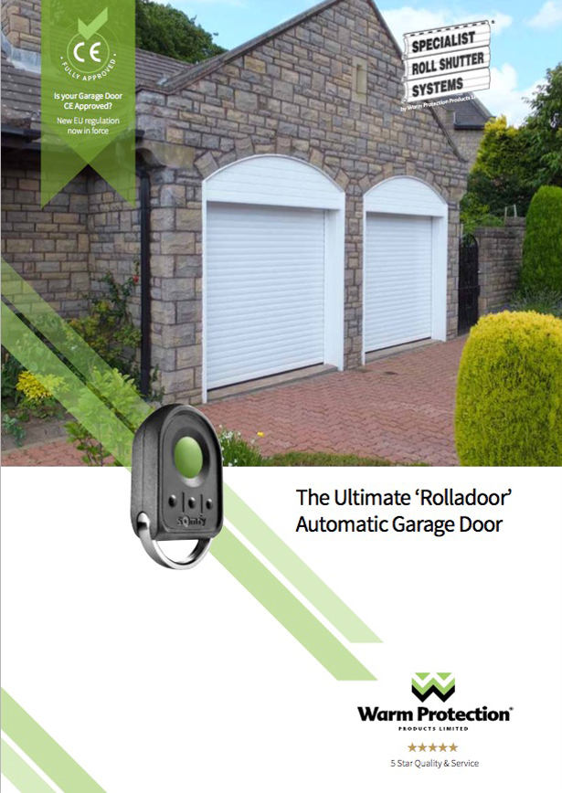 The Ultimate 'Rolladoor' Brochure